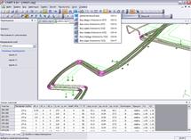 Анализ деформированного состояния трубопровода