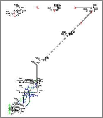 Автоматическая генерация аксонометрических чертежей в Model Studio CS