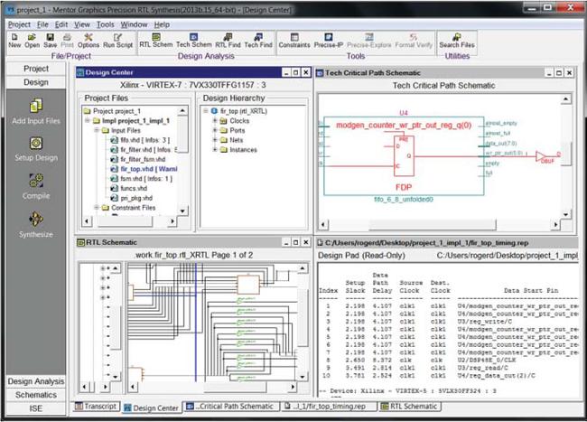 Комплекс для проектов с ПЛИС (FPGA)