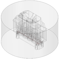 3D модель Автоматизированное проектирование и подготовка 3D геометрии